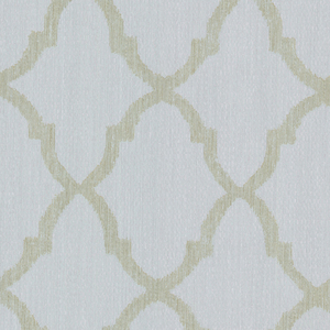Oscar Light Blue Fretwork 2603-20912