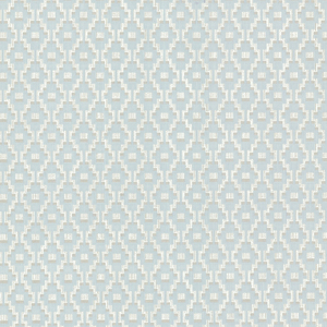 Austen Light Blue Small Geo 2603-20957