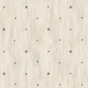 Ross Grey Star Sprig Toss PUR09067