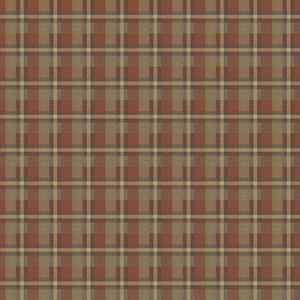 Sonny Red Heritage Tartan PUR09163