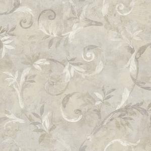 Beige Marlow Wallpaper QE14046