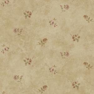 Gold Leanne Wallpaper QE14102