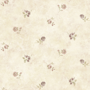 Beige Leanne Wallpaper QE14103