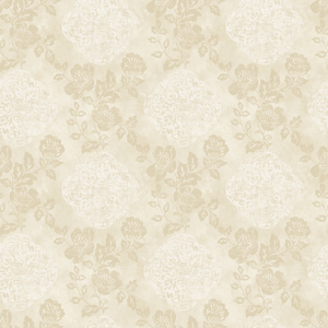 Cream Evan Wallpaper QE14124