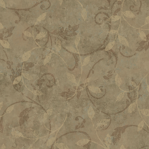 Brown Willow Wallpaper QE58569