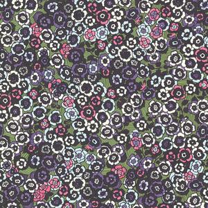Lantana Grass Bohemian Floral Wallpaper 341500