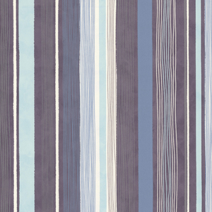 Estática Mint Modern Stripe Wallpaper 341513