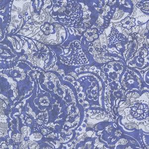 Bandana Ocean Floral Paisley Wallpaper 341523