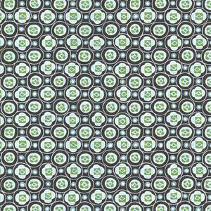 La Rambla Ebony Modern Geometric Wallpaper 341550