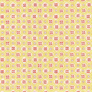 La Rambla Pineapple Modern Geometric Wallpaper 341551