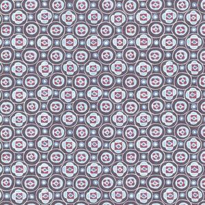 La Rambla Eggplant Modern Geometric Wallpaper 341553