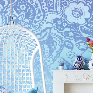 Indiana Ocean Floral Paisley 341594