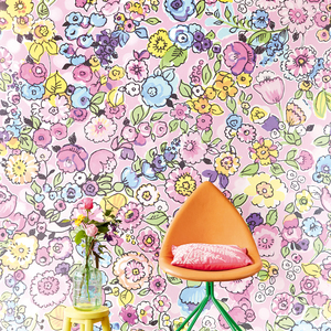 Fleurflor Xl Blush Modern Floral Motif 341601