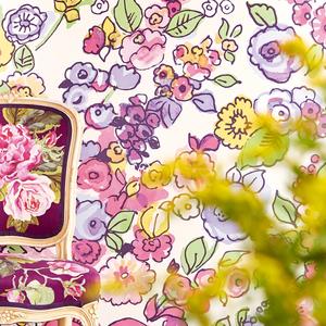 Fleurflor Xl Cream Modern Floral Motif 341602
