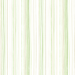 Estelle Green Watercolor Stripe Wallpaper 2605-21632