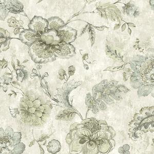 Olivia Pearl Jacobean Floral RW40004