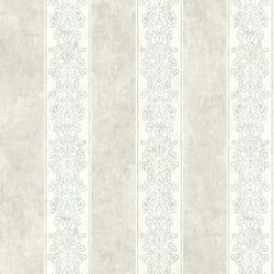 Octavio Blue Embellished Stripe RW40304