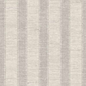 Lucette Taupe Textured Stripe RW40706