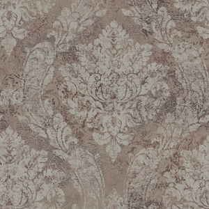 Fabriana Taupe Heirloom Damask RW40809
