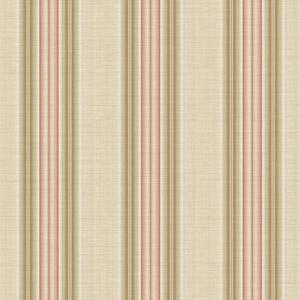 Stansie Mauve Fabric Stripe RW41201