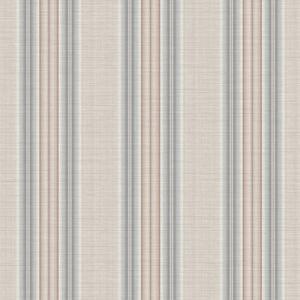 Stansie Taupe Fabric Stripe RW41202