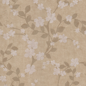 Cheri Gold Blossom Floral Wallpaper 601-58416