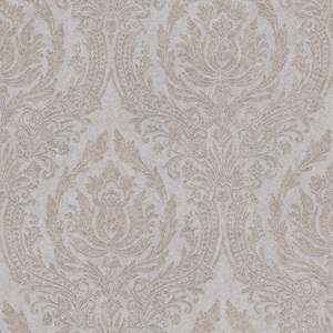 Pastiche Cream Damask Wallpaper 601-58425