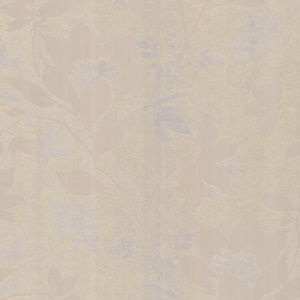 Carina Cream Silhouette Floral Wallpaper 601-58437