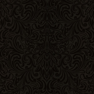 Royale Brown Wavy Damask Wallpaper 601-58440