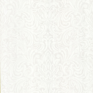 Royale Platinum Wavy Damask Wallpaper 601-58444