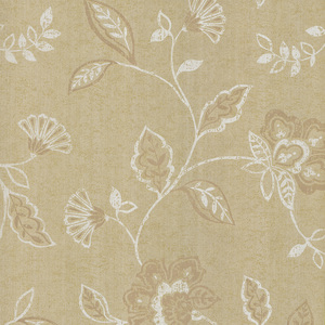 Adelise Beige Jacobean Wallpaper 601-58448