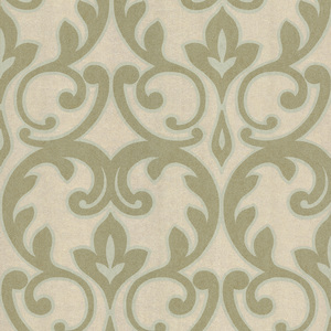 Dior Champagne French Damask Wallpaper 601-58459