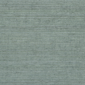 Wisteria Blue Grasscloth Wallpaper DLR12301