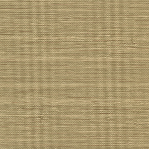 Horseshoe Beige Faux Grasscloth Wallpaper DLR3047