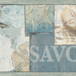 Sagamore Blue Cape Cod Border DLR53511B