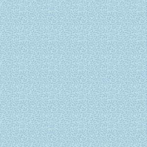 Sea Mist Aqua Trailing Leaves Wallpaper DLR54525