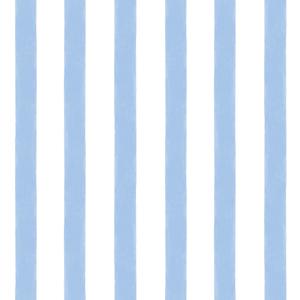 Waterside Blue Stripe Wallpaper DLR54561