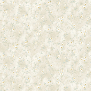 Capri Grey Floral Trail Wallpaper DLR54631