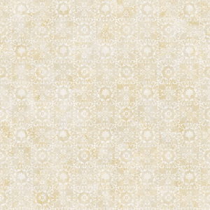 Shell Bay Beige Scallop Damask Wallpaper DLR54653