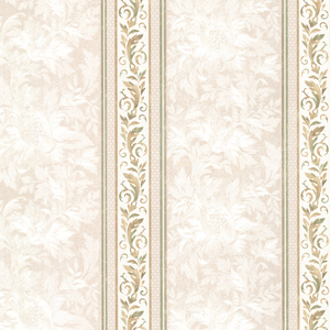 Katherine Moss Ornate Stripe Wallpaper 2530-20504