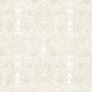 Gabrielle Green Damask Wallpaper 2530-20510