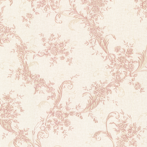 Eleanora Pink Floral Trail Wallpaper 2530-20548