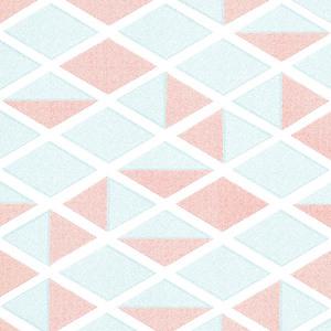 Simon Turquoise Geometric 347562