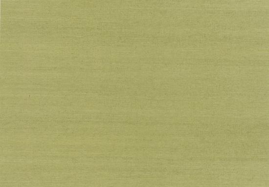 Terumi Light Green Grasscloth Wallpaper 63-44519