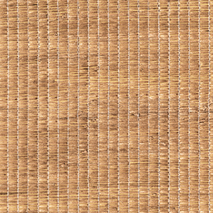 Li Wei Beige Grasscloth Wallpaper 63-54704