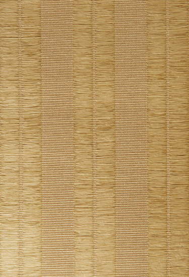 Lin Yao Light Brown Grasscloth Wallpaper 63-54707