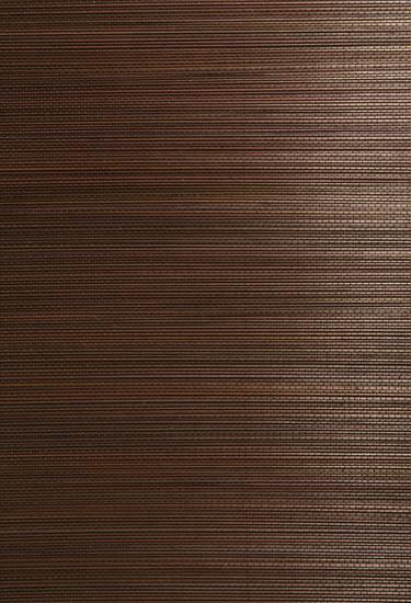 Xin Qian Dark Brown Grasscloth Wallpaper 63-54710