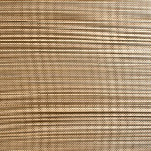Lin Beige Grasscloth Wallpaper 63-54711
