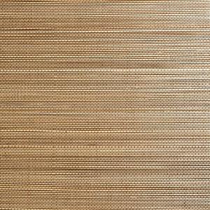 Lin Beige Grasscloth Wallpaper 63-54711