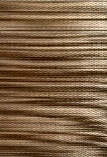 Chen Brown Grasscloth Wallpaper 63-54714